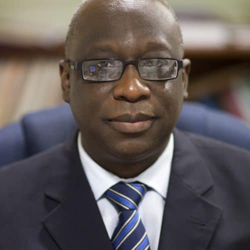 Dr. Ebun Bamgboye